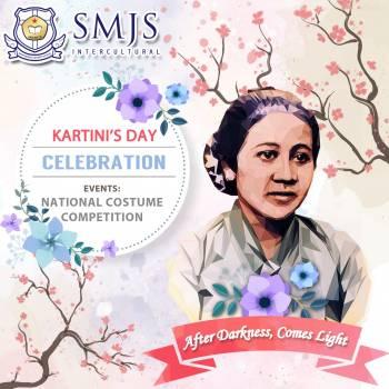 Mengenal Budaya Indonesia Melalui Kompetisi Kostum Tradisional Dalam Perayaan Hari Kartini di Saint Monica Jakarta School