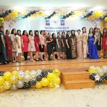 Acara Graduation Saint Monica Jakarta School