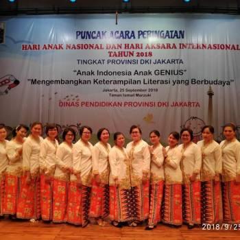 Para Pengajar Saint Monica Jakarta School Penuh Dengan Prestasi
