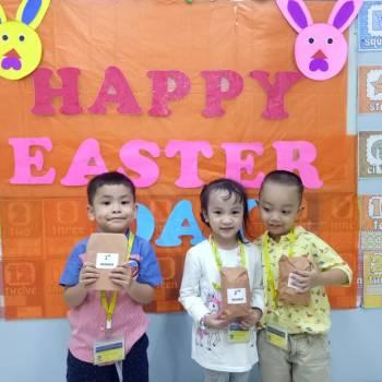 Merayakan Hari Paskah Bersama Saint Monica Jakarta School
